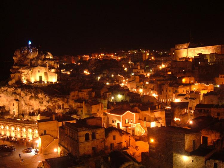 Basilicata--Matera--Sassi