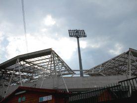 Stadion w Bielsku-Białej, fot. Nina Mizgała